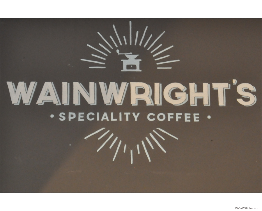 Finally, the lights in Bristol's Wainwright's Speciality Coffee kept me captivated for hours!