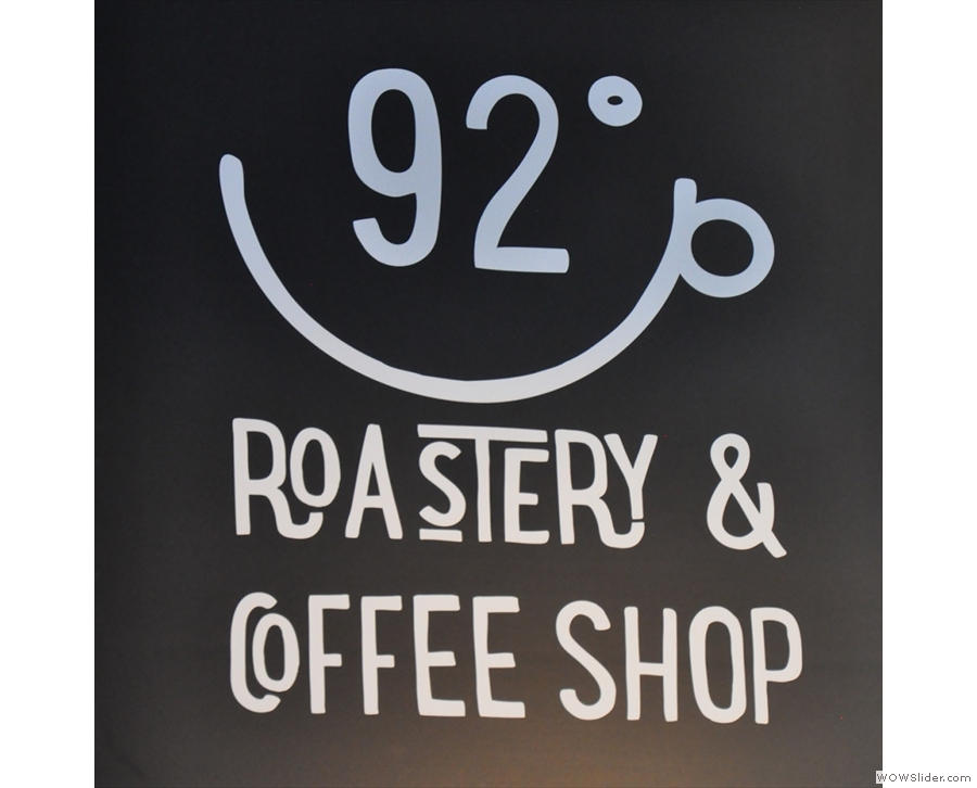92 Degrees Coffee roasts all its own coffee, including an amazing decaf espresso.