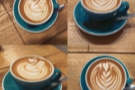Winchester's Coffee Lab is another compact affair.