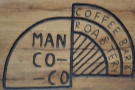 ManCoCo, under a railway arch in Manchester, which is far more promising than it sounds.