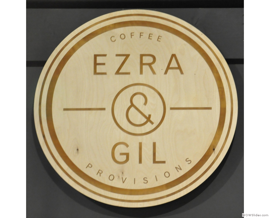 Ezra & Gil, which served me up an awesome and inventive veggie breakfast.