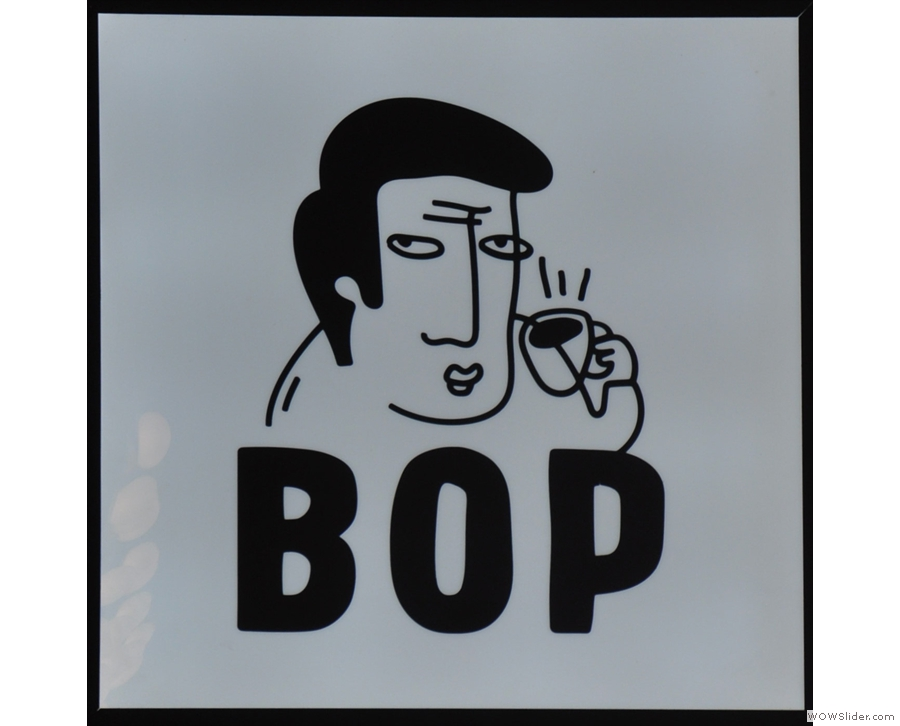 Bop, pusahing forward the boundaries of speciality coffee (& vinyl) in Porto.