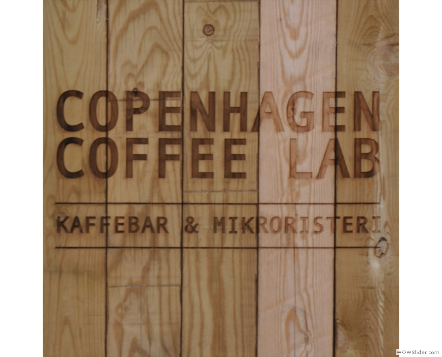 Copenhagen Coffee Lab, Copenhagen, the Cofee Spot with the Best Basement.