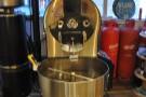 As I've noted before, there are only so many pictures you can take of a roaster...