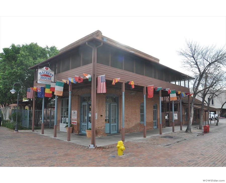 One of Tempe's oldest buildings, dating from 1888.