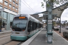 First order of the day: get the Light Rail to Tempe (this is actually shot at Tempe station).