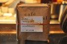 ... and here the charmingly-named Casablanca single-origin.
