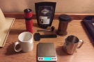 As well as being large and spacious, I found that the Super 8 had rather good coffee...