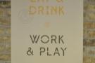 The Artigiano motto :-)