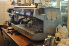 So, to business. Let's see what this espresso machine can do, shall we?
