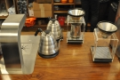 ... using these stainless steel Kone filters.
