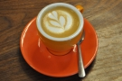 Did I mention that Café Grumpy knows how to do a proper flat white?