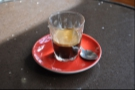 However, I got this very fine Ristretto instead. It was lovely.