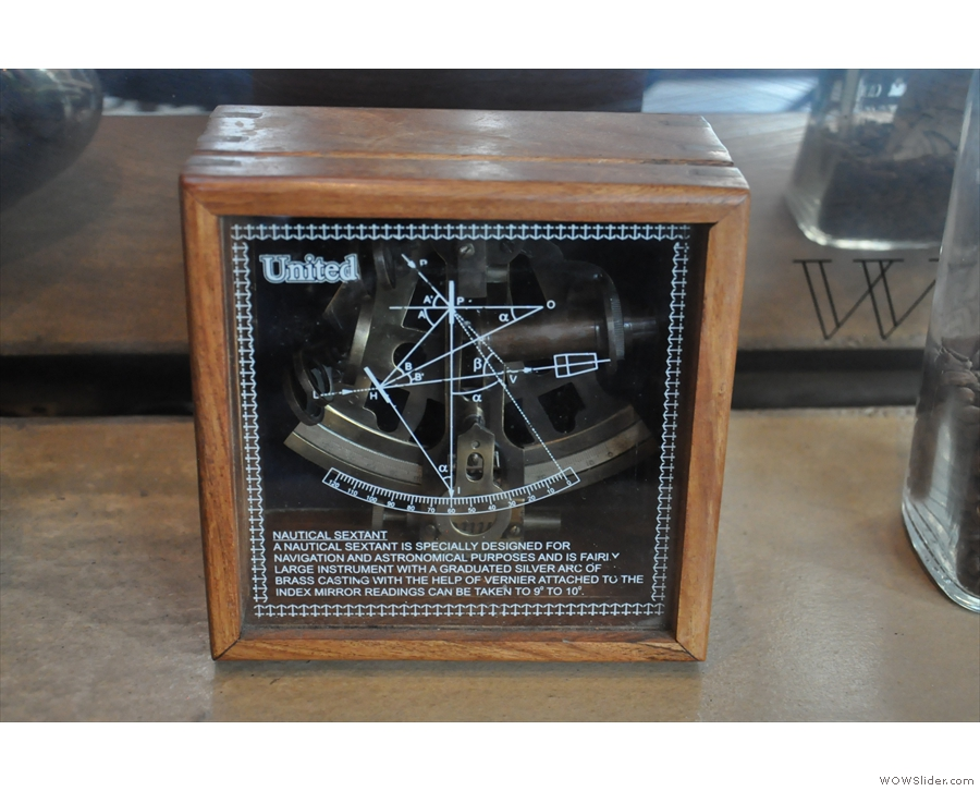 Sextant is named after one of these. If you don't know, it's an old naval navigational aid.