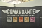Comandante, makers of fine hand grinders from Germany.
