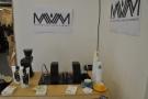 I also saw the Mavam modular espresso system at last year's festival, back again this year.