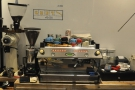 So, what's it to be? Something from the espresso machine perhaps?