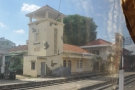 Niec station architecture.