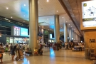 Ho Chi Minh City Airport, back where it all started two weeks ago.