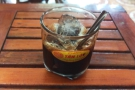 Emboldened, and with time to kill at Danang Station, I tried it over ice in the station cafe...