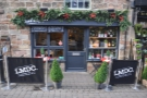 Tucked away on Harrogate's pedestrianised John Street, you'll find LMDC Espresso.