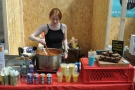 The Glasgow Coffee Festival has always had a good ratio of food stalls to attendees.