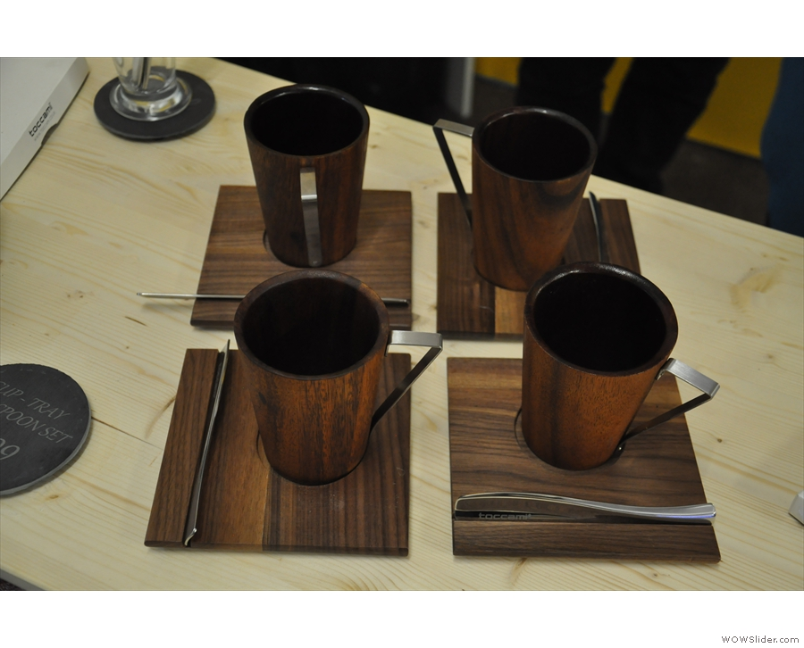Tocammi has some wonderful stuff, including these mugs and saucers, although...
