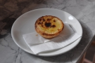 ... while one of the pastel de nata clearly had my name on it.