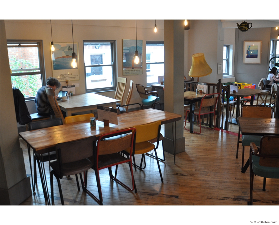 St Martins Brians Coffee Spot