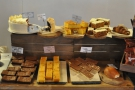 ... while there is an abundant supply of cake next to the till...