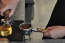 The aim, with both these tools, is to ensure a consistent tamp, time after time.