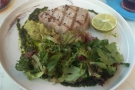 I was back the following Friday for the tuna steak, while my friend Amita...
