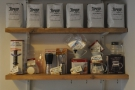 Turning to coffee, Brew has a bespoke offering on espresso (roasted by Clifton Coffee)...