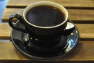 I came back later in the day for a cup of the filter coffee (freshly made)...
