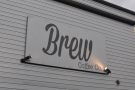 Just in case you haven't worked it out, this is the excellent Brew Coffee Co.