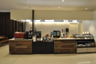 ... you'll find this neat-looking coffee bar, by Infuse, which only opened in August.