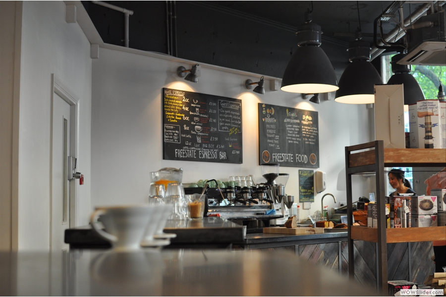 Bar wars: looking at the Espresso Bar from the Brew Bar