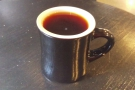 ... which I followed up with a pour-over of the  Ethiopian Idido...
