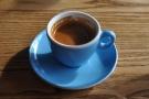 ... the Colombian single-origin house espresso in fact.