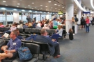 Terminal 5 at Chicago's O'Hare airport, one of my favourite terminals to fly from.
