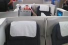 It was just my 2nd time flying in business class & my 1st time in business class on a 747.