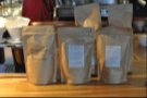 The Organic Peru Tunki and the decaffeinated beans, also from Peru.