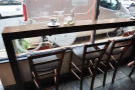 In the original Laynes, there was a window-bar immediately to your left as you entered...