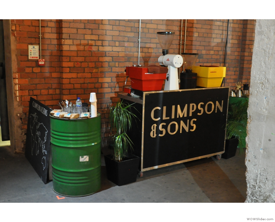 ... Climpson and Sons...