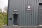 In a warehouse outside Keswick in the Lake District, you'll find this, home to Carvetii Coffee.