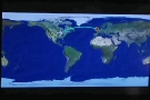 This is our route, flying almost entirely in darkness until we land in Manchester.