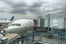 ... and then from Newark to Chicago, both times on Boeing 757-200s.