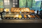 The breads and pastries in all their glory...
