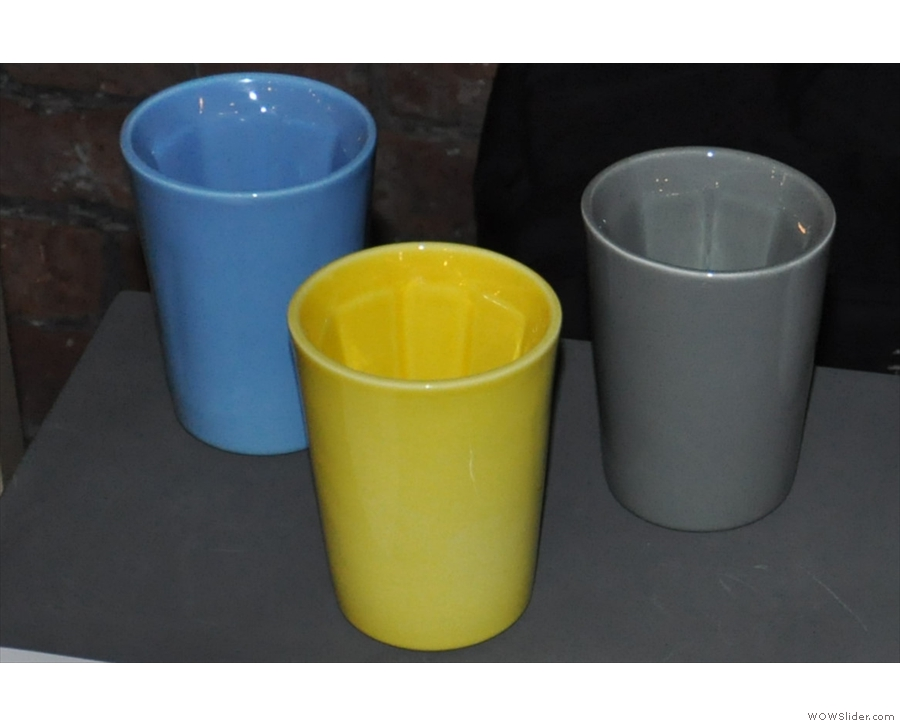 New for this year, you can now get Therma Cups in colours other than white!