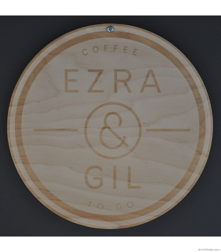 Ezra To Go, the little sibling of Manchester's Ezra & Gil. You can stay in too if you like.